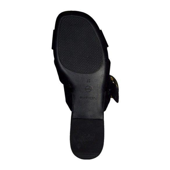 Tamaris 1-27129-34 001 női papucs