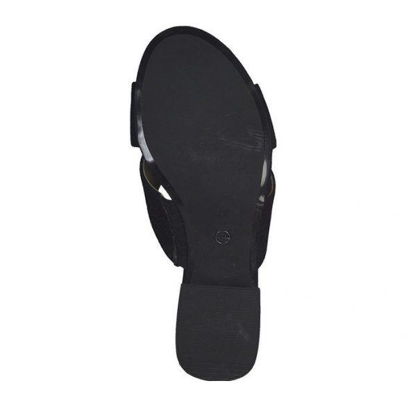 Tamaris 1-27235-34 001 női papucs