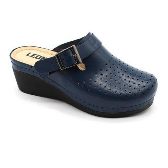 Leon Comfort 1000 Kék női Papucs