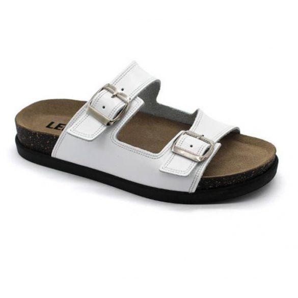 Leon Comfort 1220 Fehér női papucs
