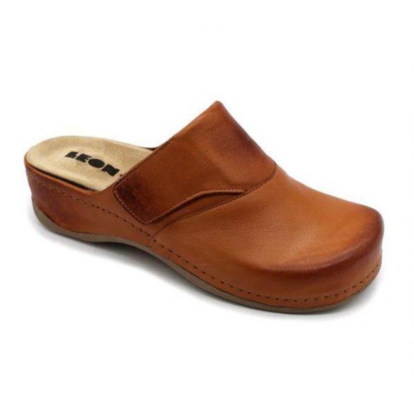 Leon Comfort 2019 Barna női papucs