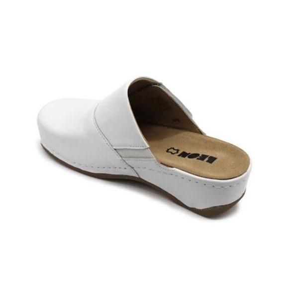 Leon Comfort 2019 Fehér női papucs