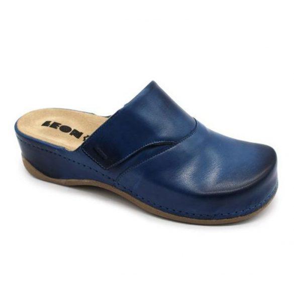 Leon Comfort 2019 Kék női papucs