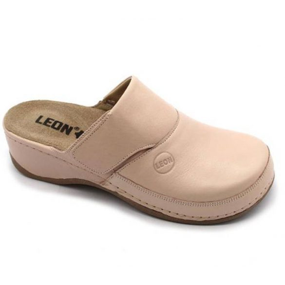 Leon Comfort 2019 Púder női papucs