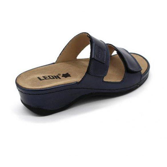 Leon Comfort 2020 kék női papucs