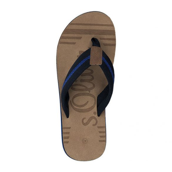 s.Oliver 5-17200-24 805 férfi papucs