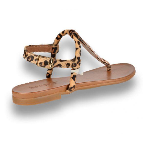 Inuovo 5292 Classic Leopard női szandál