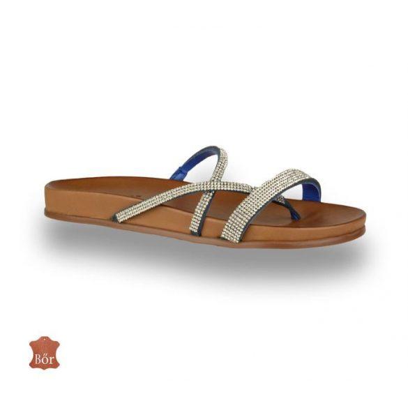 Inuovo 6119 Royal Blue női papucs