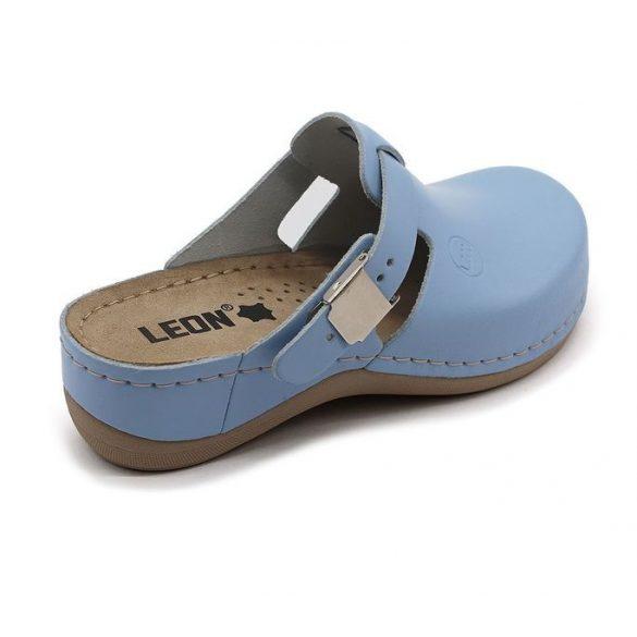 Leon Comfort 900 Világoskék női papucs