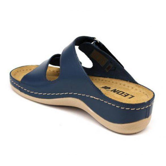 Leon Comfort 905 s.kék női papucs