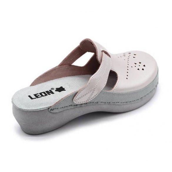 Leon Comfort Pu156 Perla női papucs